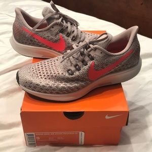 NWT women's Nike air zoom Pegasus 35. Never worn